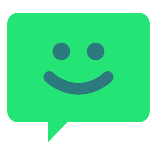 chomp SMS android messages background