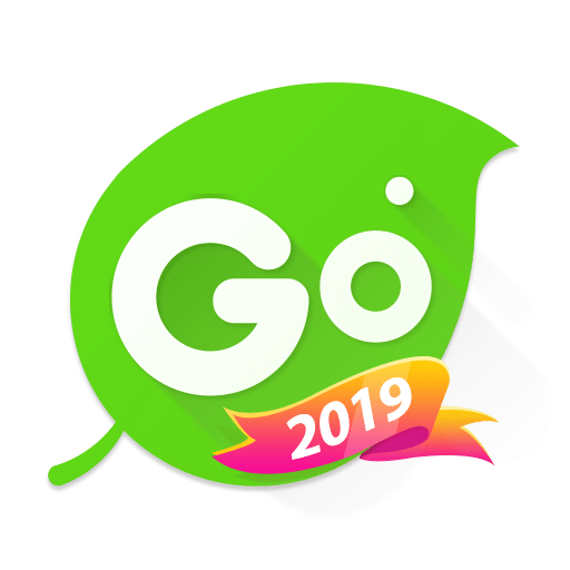GO Keyboard Pro text message wallpaper for android