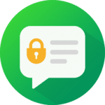Message Locker app