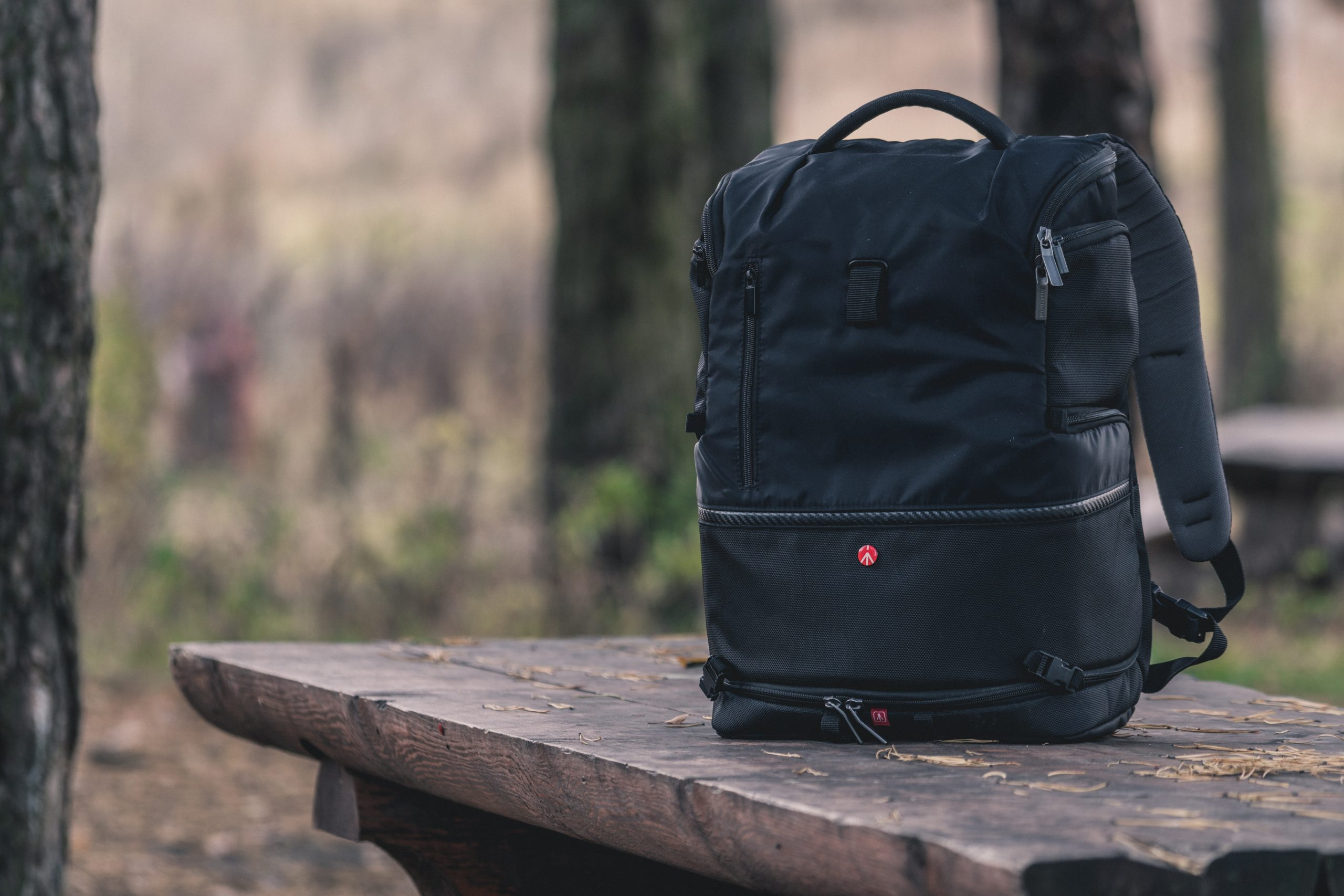 Backpack With Cooler Compartment