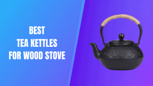Best Tea Kettles for Wood Stove