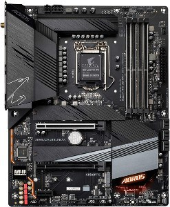 GIGABYTE Z590 AORUS Elite AX Best Gaming Motherboard for i9-11900k